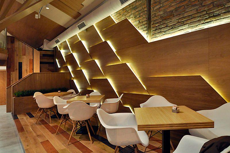 Ресторанти Годзила и сладкарница Ендорфино