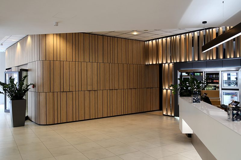 NH Hotel, Dortmund/Общи части