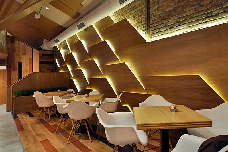 Restaurants Godzila & Endorfino