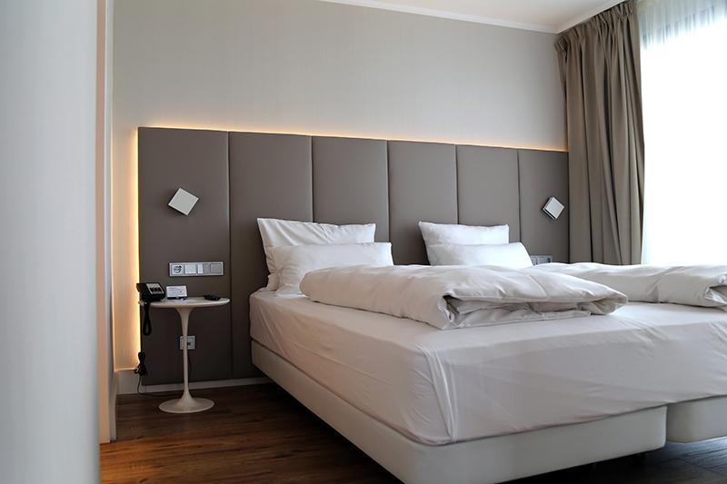 NH Hotel, Dortmund/Rooms